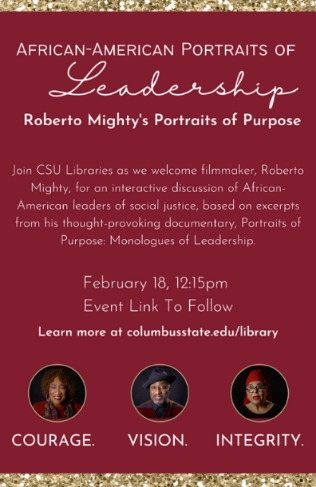 African American Portraits of Leadership