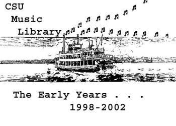Music Library's HIistory